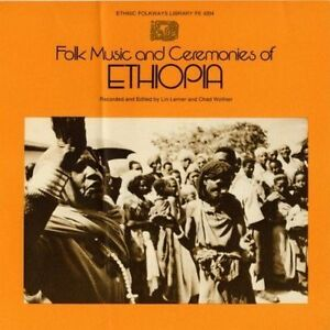 NEW-Folk-Music-of-Ethiopia-Audio-CD