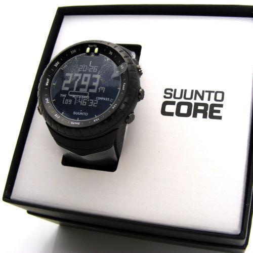 suunto core  wristwatches