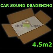 Car Sound Proofing