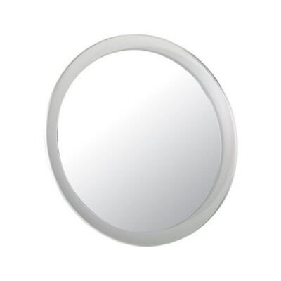 Kimball & Young 5x Fog-Free Suction Cup Shower / Makeup Mirror Acrylic Acrylic Suction Cup Mirror