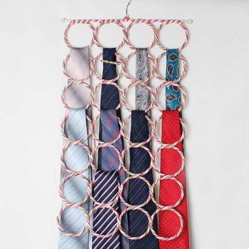 Scarf organizer ebay for Scarves hanger ikea