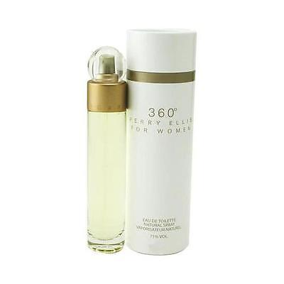 360 by Perry Ellis 6.7 oz EDT Perfume for Women New In Can