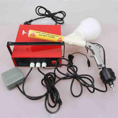 Free Shipping Ce Portable Powder Coating System Paint Gun Coat Pc03-2