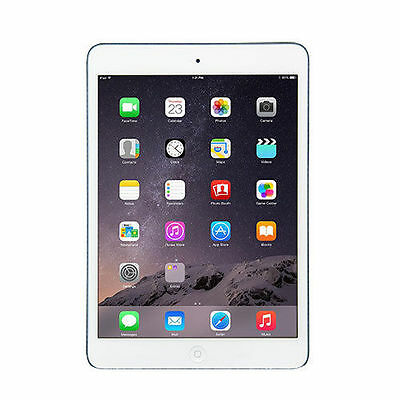 """Ipad Mini - Apple iPad Mini 2nd Gen 7.9"""" Retina Display 32GB White - Silver ME280LL/A"""