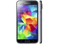 Samsung Galaxy S5 - Black (Unlocked) Smartphone in Good condition