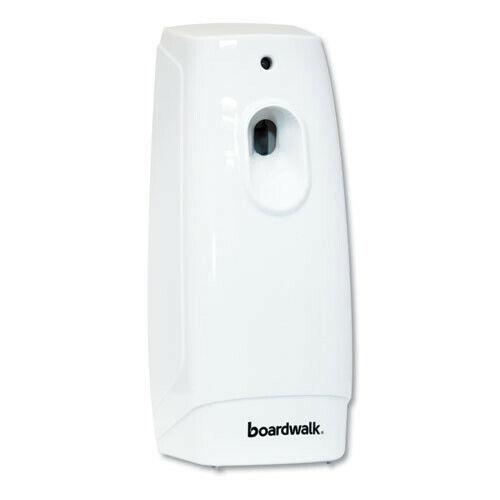 Boardwalk 908 Classic Metered Air Freshener Dispenser - WHT New
