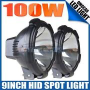 9 HID Driving Lights
