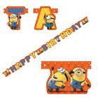 Minions Party Balloons & Decorations