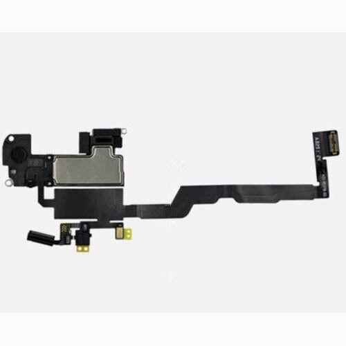 Lighting Earpiece Ear Speaker Front Proximity Sensor Flex Cable for iPhone XS