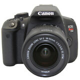 Canon EOS Rebel T5i Digital SLR with 18-55mm STM Lens (New)