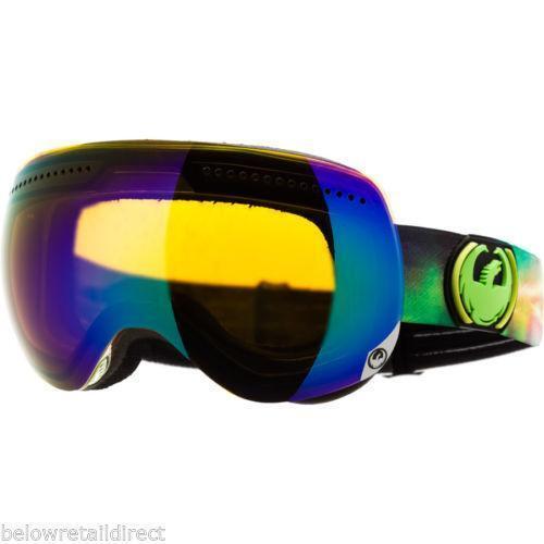 Dragon Apx Snow Goggles Ebay
