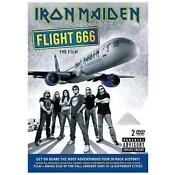 Iron Maiden Flight 666 DVD