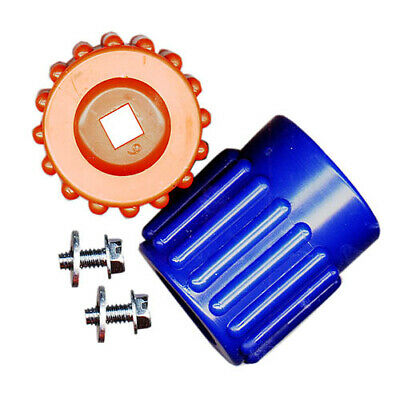 Robinair 41698 Redblue Replacement Handwheels For Manifolds 41600