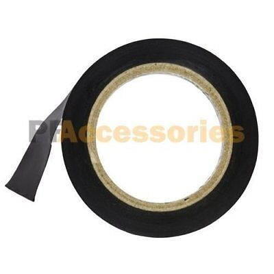 60 Ft General Purpose 0.7 Inch Vinyl Pvc Black Insulated Electrical Tape