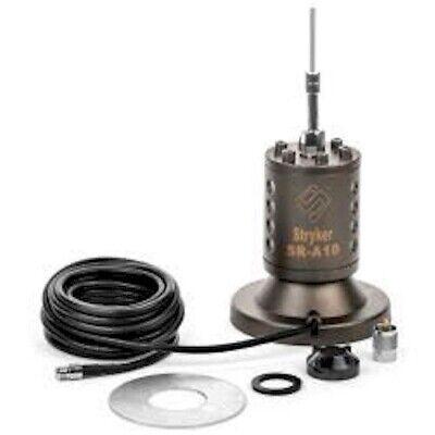 Stryker SR-A10MM Magnetic Mount CB/10 Meter Radio Antenna 10