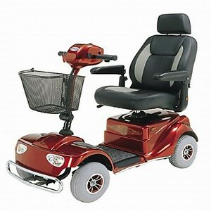 4 wheel electric mobility scooter ebay for Motorized carts for seniors