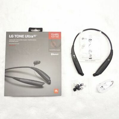 LG TONE Ultra SE Bluetooth Headphones HBS-835S.ACUSBKI FREE SHIPPING