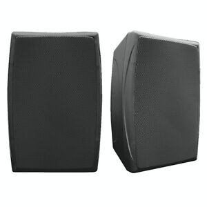 "Precision Acoustics ""Atmosphere"" all weather Speakers-NEW in box"