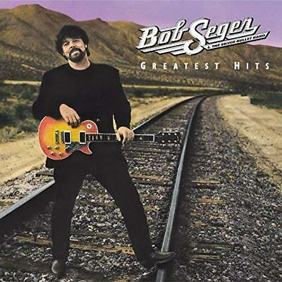 Greatest Hits Bob Seger & The Silver Bullet Band [ICON] (CD, Aug-2013, Capitol)
