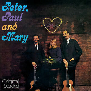 Peter, Paul and Mary - Peter Paul & Mary [New CD]