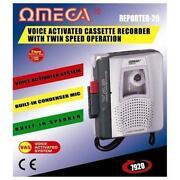 Cassette Voice Recorder