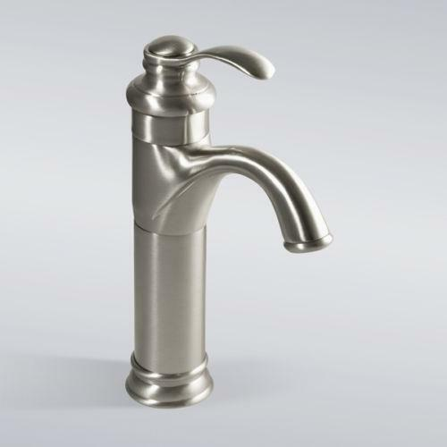Vessel Faucet Brushed Nickel Ebay