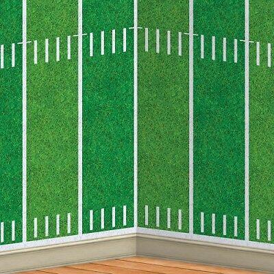 Football Field Background (Football Field Party Backdrop)