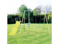 3 in 1 Kids Outdoor Swing