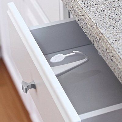 KidCo Adhesive Mount Cabinet and Drawer -