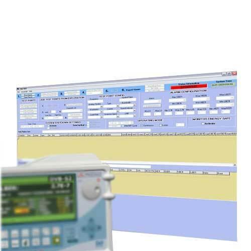 PROMAX RM-404 Signal Monitoring Software