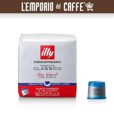 216 Cápsulas Café Illy Iperespresso Crema Largo Arabica Café 100% Original
