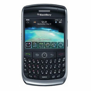 BLACKBERRY 8900 CURVE UNLOCKED BBM MESSENGER MOBILE PHONE QWERTY