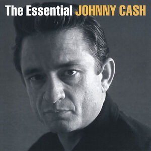 JOHNNY-CASH-ESSENTIAL-GREATEST-HITS-2CD-SET-SEALED-FREE-POST