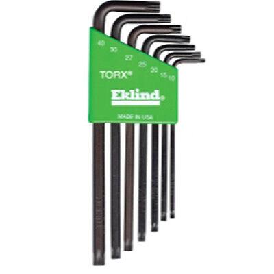 - Eklind 10907 7 Piece Long Torx L-Key Set