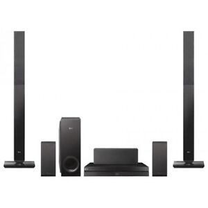 LG 5.1 Blu-ray home theatre system
