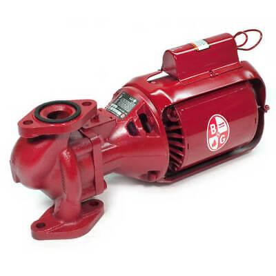 Bg Bell Gossett 106189 112 Hp Series 100 Nfi Circulator Pump