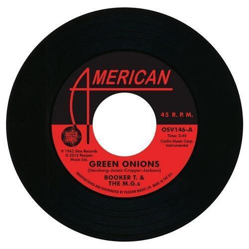 """BOOKER T & THE MGs Green Onions NEW NORTHERN SOUL 45 (OUTTA SIGHT) 7"""" Vinyl 60s"""