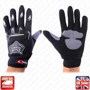 BMX Full Finger Gloves
