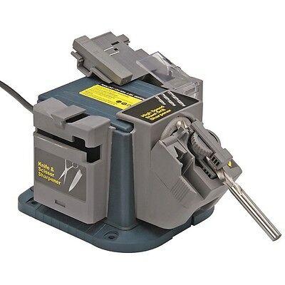 MultiPurpose Power Sharpener For Scissors Drill Bits ...