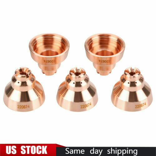 5 Pcs 220674 Fits 45 Shield Cup AFTER MARKET Consumable