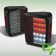 Jeep Wrangler Tail Lights