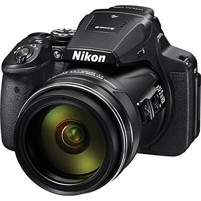 Built In Camera - New Nikon COOLPIX P900 Digital Camera with 83x Optical Zoom and Built-In Wi-Fi