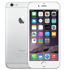 ROGERS iPhone 6 16GB White/Silver