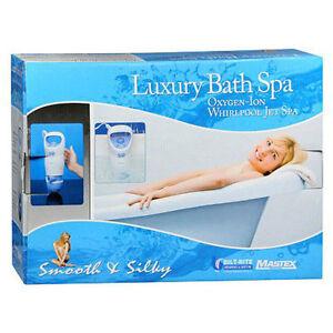 Luxury Bathtub Spa Massaging Jets Whirlpool Bath
