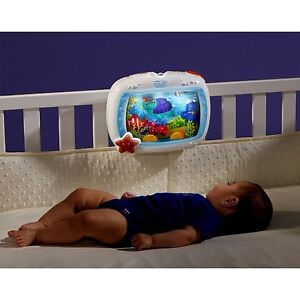 Baby Einstein - Sea Dream Soother like new clean used once Edmonton Edmonton Area image 1