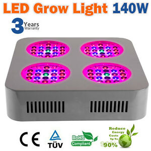 Indoor LED Plant Grow Light 140Watt