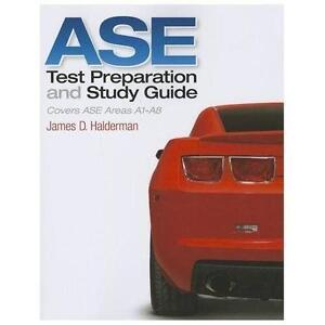 Ase Study Guide Manuals Literature Ebay