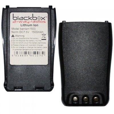 Klein Bantam-batt 1500 Mah Li-ion Battery For Blackbox Bantam Series