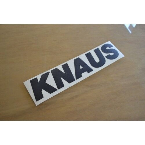 AUTOCRUISE Startrail Motorhome Name Sticker Decal Graphic SINGLE