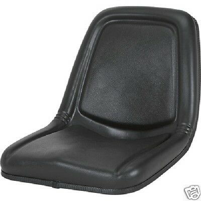 High Back Black Seat Bobcat 463542543642643742743843t190 Skid Steer Cz